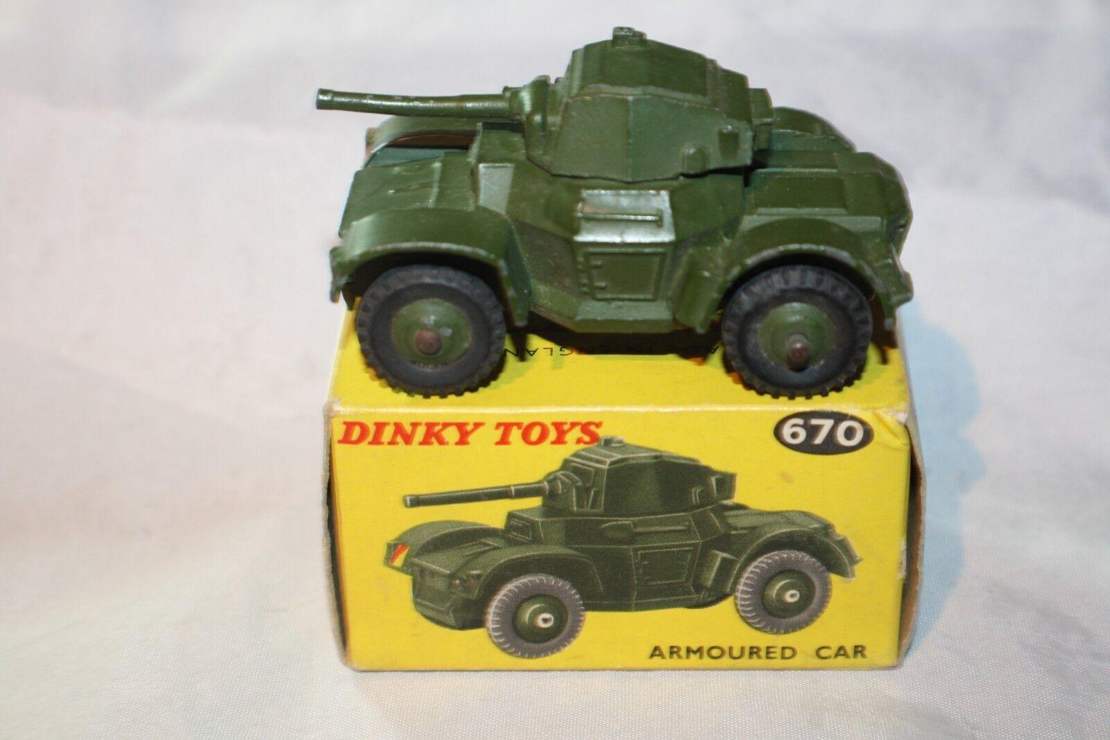 DINKY  670 AUTOBLINDA, buone condizioni nella scatola originale buona