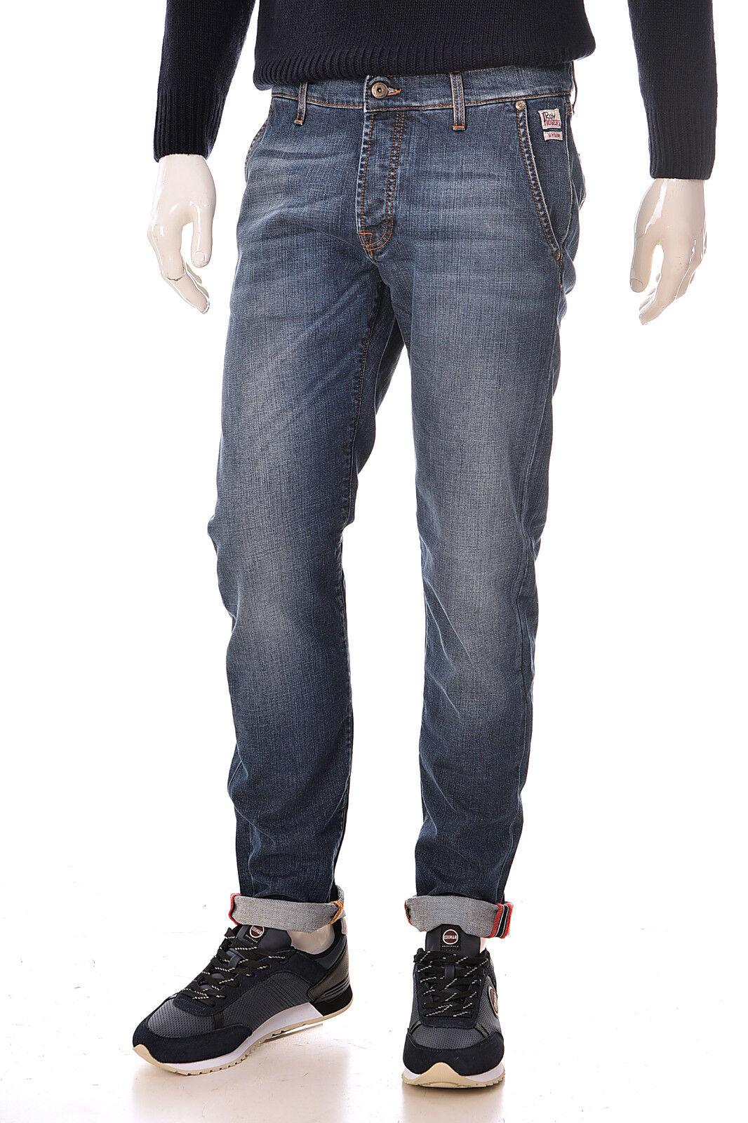 Abbigliamento e accessori pantaloni versace uomo in cotone
