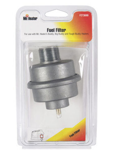 Mr Heater Replacement Fuel Filter F273699 For Buddy and Big Buddy heaters