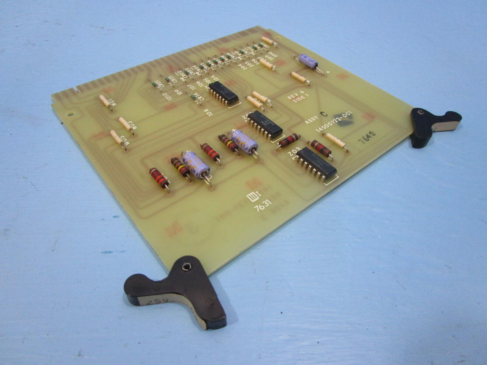 Honeywell 14500122-001 Module PLC PCB Board Rev 6 14500122001 14500121-001