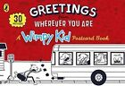 Greetings from Wherever You Are: A Wimpy Kid Postcard Book by Penguin Books Ltd (Hardback, 2014)