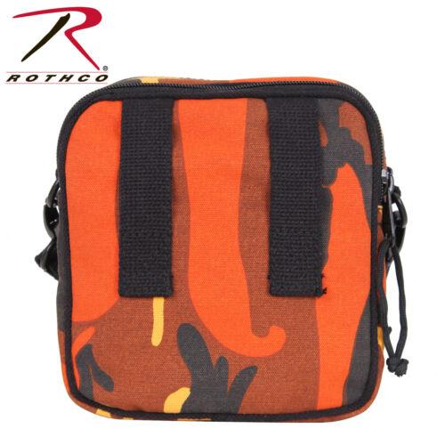 Rothco Savage Orange or City Camo Excursion Organizer Shoulder Bag