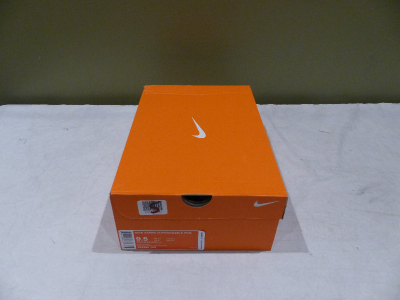 Nike blanco Vapor intocable pro joyas bajo metaliic blanco Nike fútbol cleats hombres 9,5 77e142