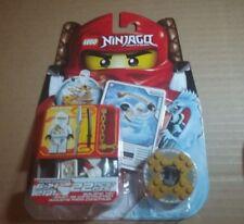 LEGO Ninjago Zane DX white ninja Spinner New In Factory Sealed Package 2171