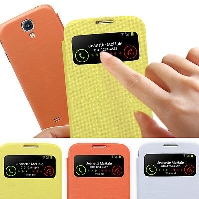 Smart Flip Case Cover for Samsung Galaxy S4 i9500 i9505