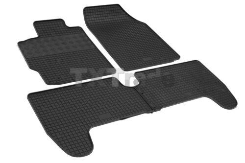 passgenau TOP Qualität  TOYOTA YARIS  ab 2006  Gummifußmatten Fußmatten