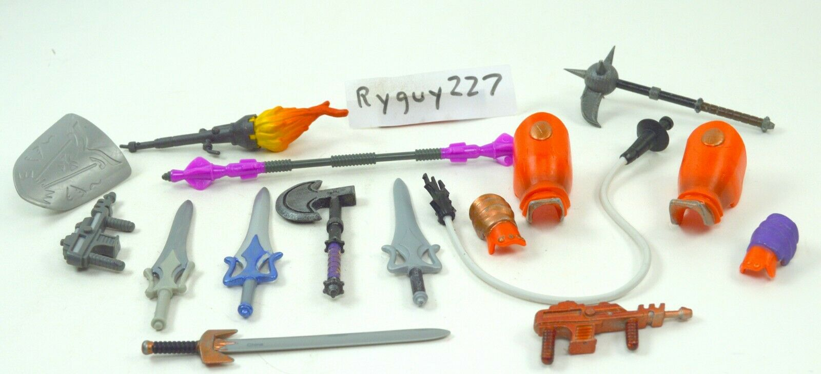 MOTUC, Weapons Masse, Masters of the Universe Classics, parts, He-Man, swords