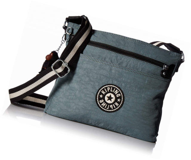 9c4a6bfd3d08 Kipling Shelia Solid Handbag Bliss Green for sale online