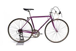 Bianchi Sport SX Steel Road Bike 2 x 6 Speed Shimano Araya Vintage 46 cm / S