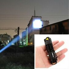 Hiking Tool 1200lm  AA/14500W CREE Q5 LED SA3 Zoomable Flashlight Torch Lamp