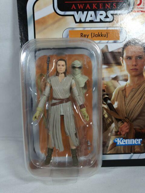Star Wars Force Awakens Rey (Jakku) Action Figure Kenner 2017 Aus Seller