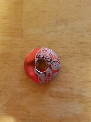 """Mexican Day of the Dead Sugar Skull Bicycle Headset Top Stem Cap 1 1//8/"""" Blue"""
