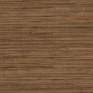 Dark Brown Faux Grasscloth Wallpaper Nt33707 Double Roll