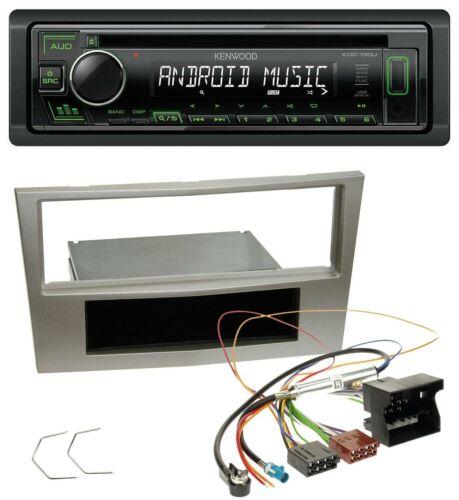 Kenwood CD USB 1din mp3 aux radio del coche para Opel Zafira B Astra H Corsa D a partir de 2005
