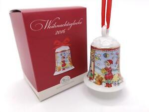 Porzellanglocke-Weihnachtsglocke-2016-Hutschenreuther-in-OVP