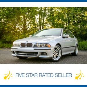 2003 BMW 5-Series 540 540i Real Sport M package Low 86K E39 Video CARFAX