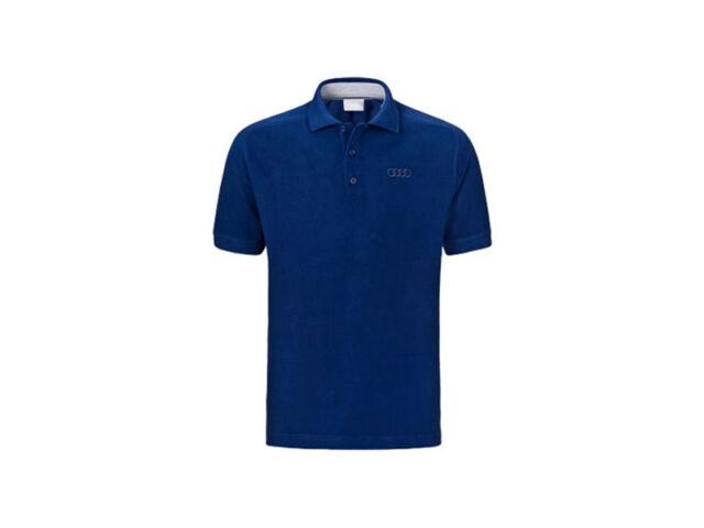 quality design 2b38e d9a96 Audi Herren Poloshirt blau XXL 3131700906