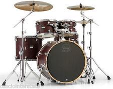 Mapex MA529SFRW Mars Series 5 Piece Rock Drum Shell Pack Set, Bloodwood