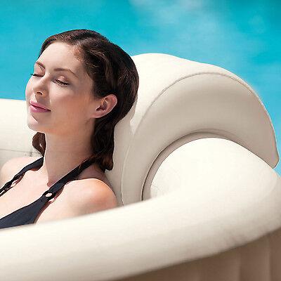Intex Kopfkissen für Whirlpool Kissen Pure Spa Pool aufblasbar Kopfstütze 28501