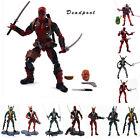 Marvel Legends Wave X-man Deadpool Action Figure 2016 Loose Kids Toys Gift Xmas