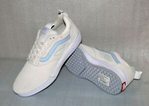 Details zu Vans Ultra Range PRO Rau Leder Herren Schuhe Freizeit Sneaker 42 US9 FS013 Natur
