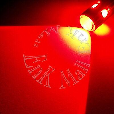 2x 3157 3156 RED CREE CANBUS 5-SMD LED BRAKE STOP TAIL TURN LIGHT BULB 12V-24V S