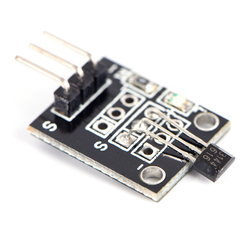 KY-003 Hall Effect Magnetic Sensor Module For Arduino PIC AVR Smart Car  NicBLCA