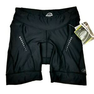 NEW-Performance-Women-039-s-Elite-Professional-Padded-Cycling-Shorts-Size-L