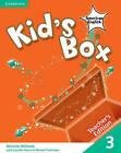 Kid's Box American English Level 3 Teacher's Edition by Melanie Williams (Spiral bound, 2010)