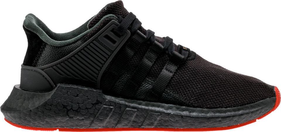 Adidas Originales EQT equipo Boost Boost equipo 93/17 Negro Alfombra Roja CQ2394 49f9fc