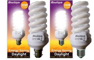 iBoutique-30W-Bayonet-B22-Screw-E27-Output-150w-Extra-Bright-Efficient-Bulb