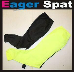 Eager-crache-impermeable-cyclisme-housse-overshoe