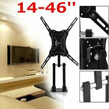 TV Wall Mounted Swivel Bracket Stand Holder For 14-46 Inch LED LCD Screen TV HL