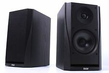 B&w Bowers & Wilkins dm 302 dm302 compacto altavoces top sonido Estado de Hamburgo