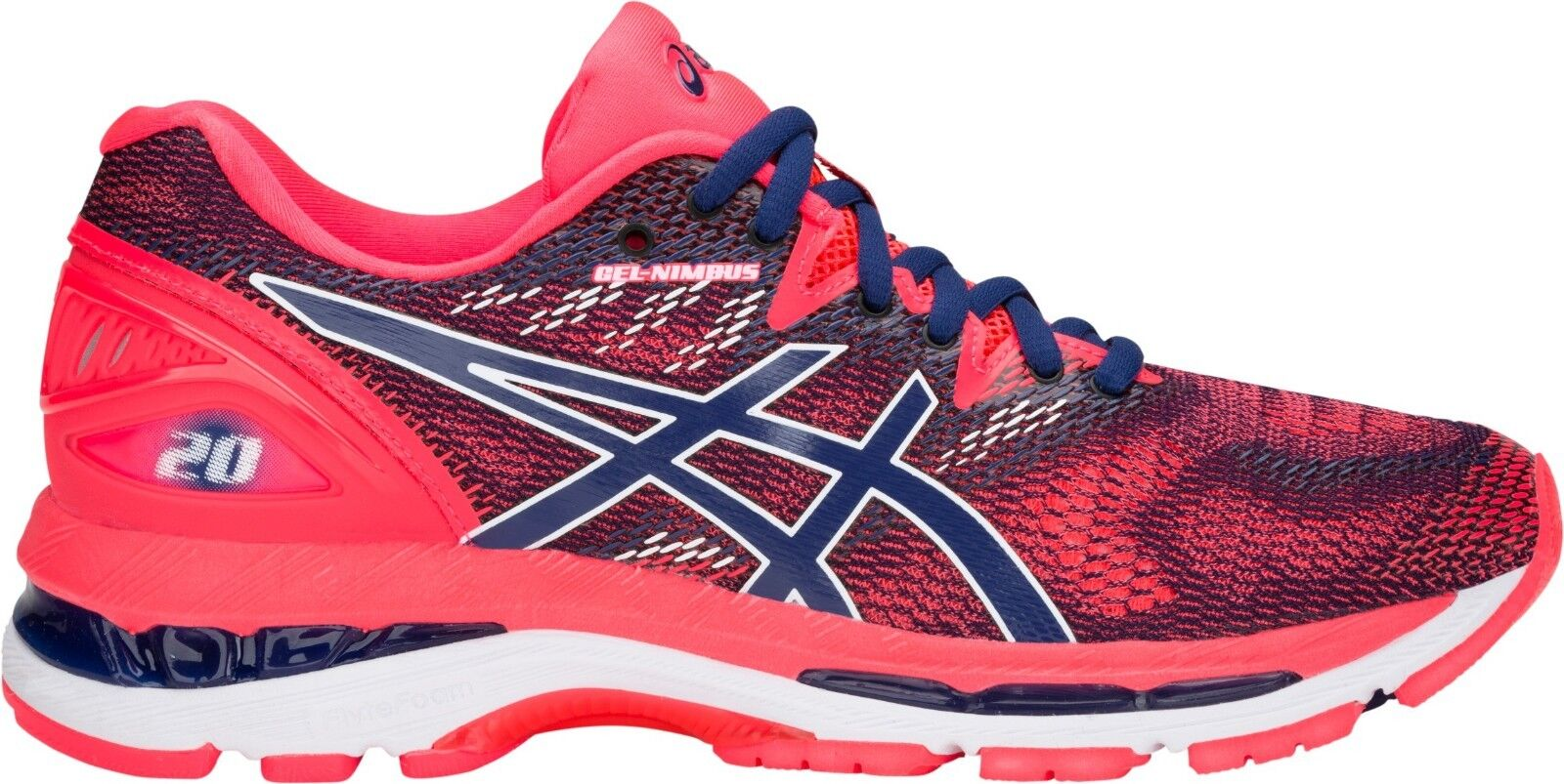 BARGAIN BARGAIN BARGAIN    Asics Gel Nimbus 20 Womens Running shoes (B) (400) 5834ff