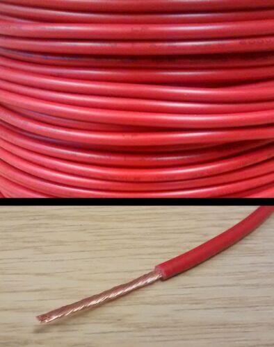 Awg 14-30A 3D Drucker Netzteil Draht Stromkabel AWG14 Rot Schwarz Blau /&