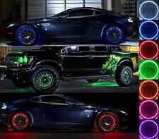 ORACLE ColorSHIFT LED Illuminated Extended Wheel Rings Rim Lights + WiFi Control