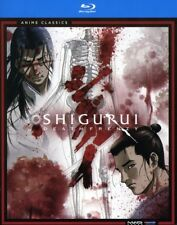 Shigurui: Death Frenzy - The Complete Collection (Blu-ray Disc, 2011, 2-Disc Set)