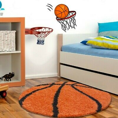 ACJIA Sports Mat Area Rug for Basketball Fans Floor Carpets for Nursery Bedroom Kids Room Living Room Decorations,Lakers,80 120cm