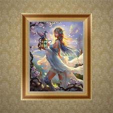 Beauty DIY 5D Diamond Embroidery Painting Cross Stitch Craft Home Decor