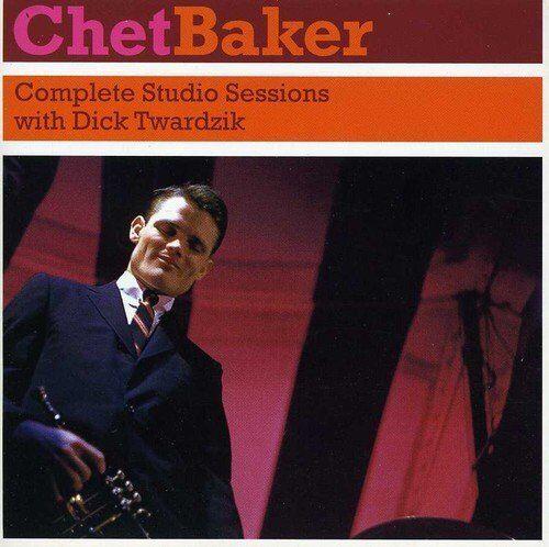 Chet Baker with Dick Twardzik – Complete Studio Sessions - CD
