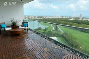 Departamento en Renta Sky Condos Cancun