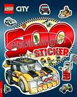 LEGO® CITY(TM) 500 Sticker Band 2 (2016, Kunststoffeinband)