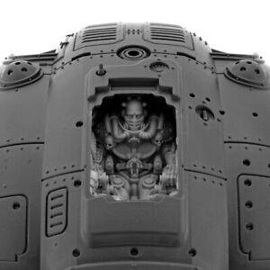 EMPEROR SISTERS KNIGHT cockpit interior kit