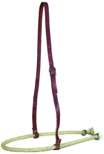 "Nylon Rope F186 7//16/"" Noseband"