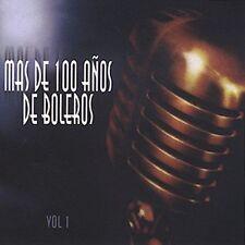 Mas de 100 Anos de Boleros, Vol. 1, Various Artists, Good