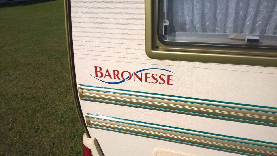 Tabbert Baronesse, 2000, 1600 kg egenvægt
