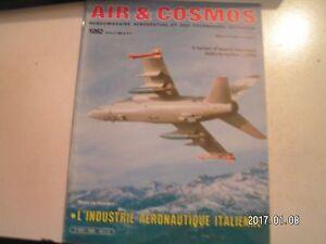 AgréAble **e Air & Cosmos N°1092 Industrie Aéronautique Italienne / Djakarta