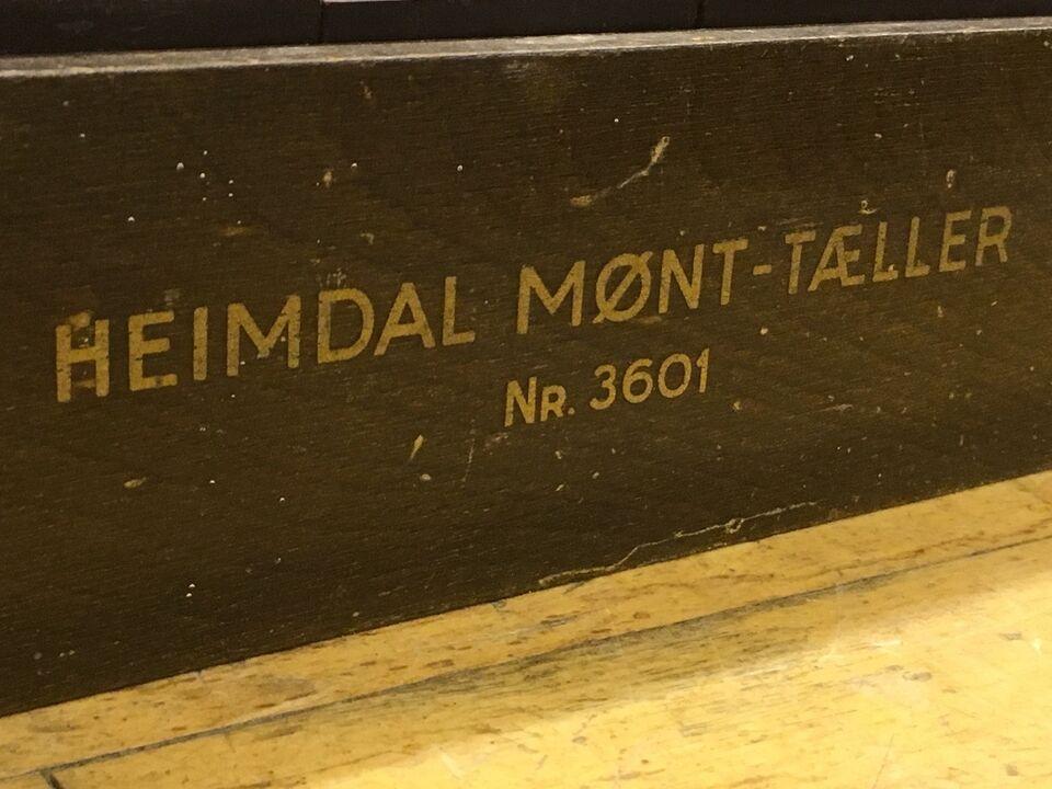 Heimdal Mønttæller Nr. 3601