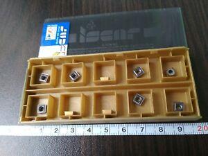 ISCAR-SOGX-050204-W-IC808-10-PCS-Carbide-inserts-FREE-SHIPPING
